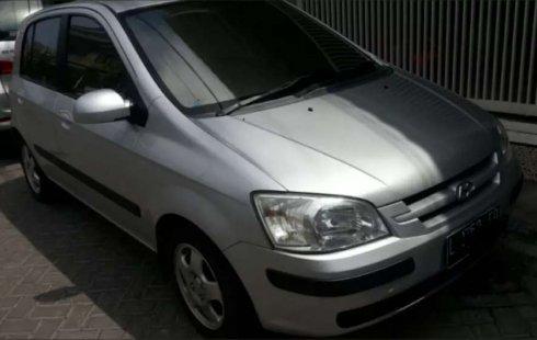 Hyundai Getz 2005 Jawa Timur dijual dengan harga termurah