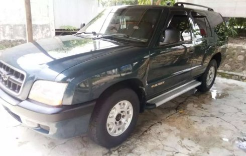 Jual Chevrolet Blazer Montera LN 2004 harga murah di Sumatra Utara
