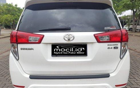 Jual Mobil Toyota Kijang Innova 2.4G 2016 , DKI Jakarta