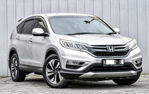 Jual Mobil Bekas Honda CR-V 2.4 2015 di DKI Jakarta