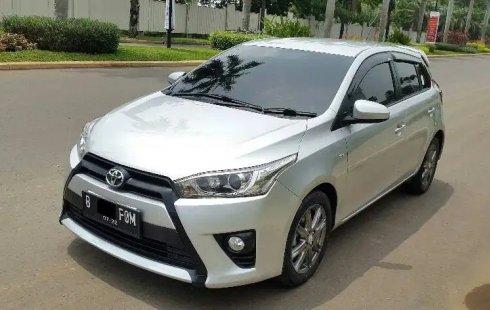 Jual Mobil Bekas Toyota Yaris G 2014 di Jawa Barat