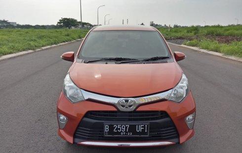 Jual Cepat Toyota Calya G MT 2017 di Bekasi