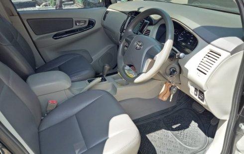 Dijual Cepat Toyota Kijang Innova 2.5 G AT 2012 di Bekasi