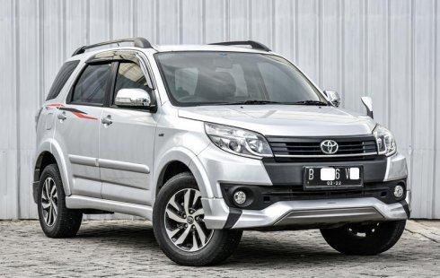 Jual Cepat Toyota Rush TRD Sportivo 2017 di DKI Jakarta