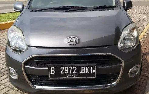 Dijual Cepat Daihatsu Ayla X AT 2016 di Bekasi