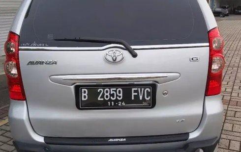 Dijual Cepat Mobil Toyota Avanza G AT 2011 di Bekasi