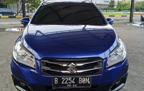Dijual Cepat Suzuki SX4 S-Cross AT 2016 di Bekasi