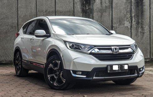 Jual Cepat Mobil Honda CR-V Turbo 2017 di DKI Jakarta