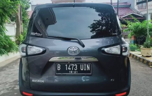 Jual Cepat Toyota Sienta G AT 2016 di DKI Jakarta