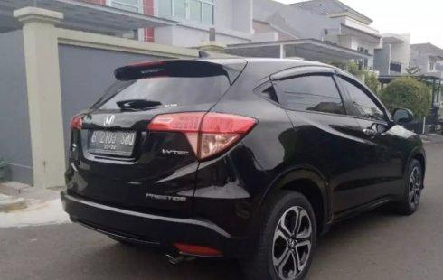 Jual Cepat Mobil Honda HR-V Prestige AT 2016 di DKI Jakarta