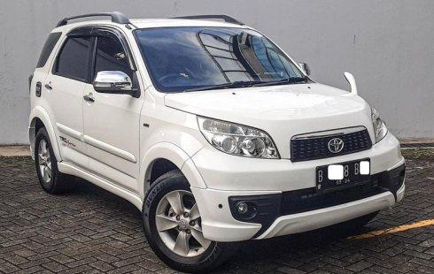 Jual Cepat Toyota Rush TRD Sportivo 2014 di DKI Jakarta
