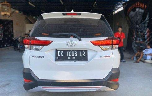 Jual mobil Toyota Rush TRD Sportivo 2018 bekas, Bali