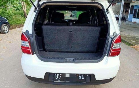Jual Nissan Grand Livina SV 2011 harga murah di Sumatra Selatan