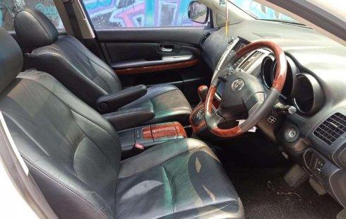 Toyota Harrier 2008 Sumatra Selatan dijual dengan harga termurah