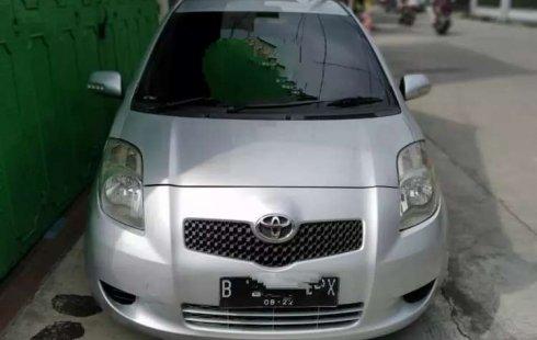 Toyota Yaris 2007 Banten dijual dengan harga termurah