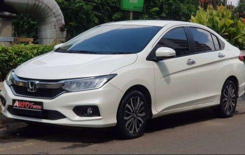 DKI Jakarta, jual mobil Honda City E 2017 dengan harga terjangkau