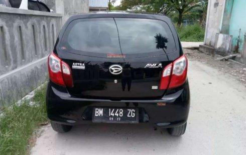 Daihatsu Ayla 2017 Riau dijual dengan harga termurah