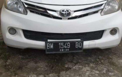 Jual cepat Toyota Avanza G 2013 di Sumatra Barat