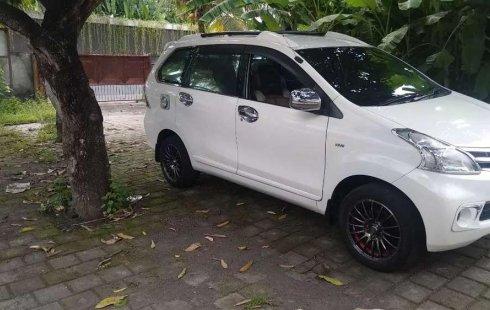 Mobil Toyota Avanza 2013 G dijual, Bali