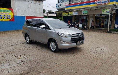 Dijual Cepat Toyota Kijang Innova 2.0 G AT 2016 di Bekasi