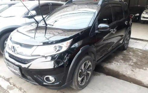 Dijual Cepat Honda BR-V S MT 2016 di Bekasi