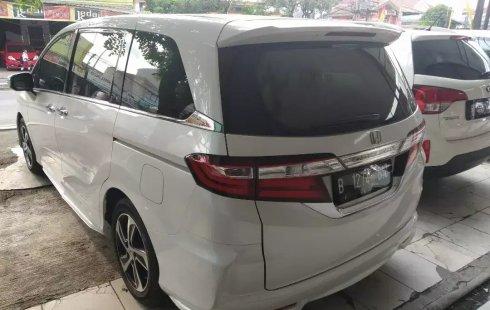 Dijual Mobil Honda Odyssey Prestige 2.4 AT 2015 di Bekasi