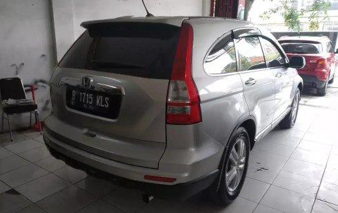 Dijual Mobil Honda CR-V 2.4 AT 2010 di Bekasi