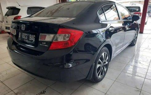 Dijual Cepat Honda Civic 1.8 AT 2015 di Bekasi
