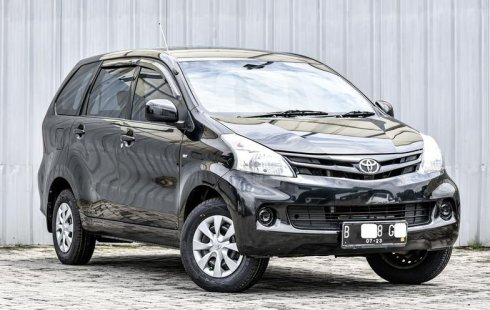 Dijual Mobil Bekas Toyota Avanza E 2013 di DKI Jakarta