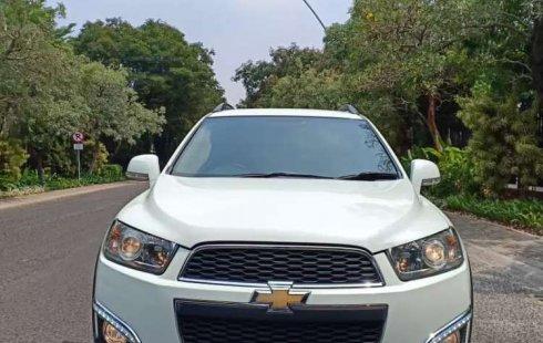 Mobil Chevrolet Captiva 2014 terbaik di Jawa Barat