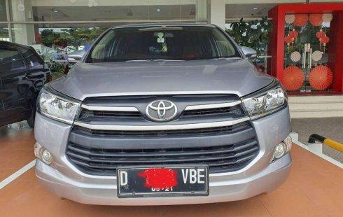 Mobil Toyota Kijang Innova 2015 2.0 G terbaik di Jawa Barat