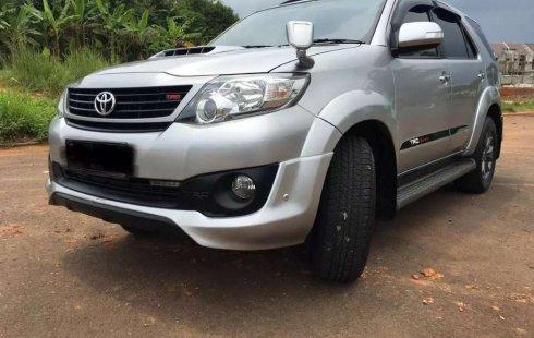 Toyota Fortuner 2015 DKI Jakarta dijual dengan harga termurah