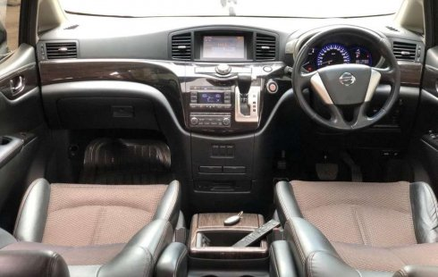 Mobil Nissan Elgrand 2012 Highway Star dijual, DKI Jakarta