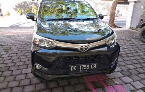 Bali, Toyota Avanza Veloz 2017 kondisi terawat