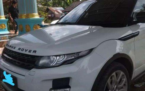 Mobil Land Rover Range Rover Evoque 2012 Si.4 dijual, Kalimantan Selatan
