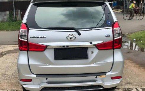 Dijual mobil bekas Toyota Avanza G MT 2016, DKI Jakarta