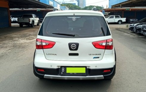 Jual mobil Nissan Livina X-Gear Matic 2013, DKI Jakarta
