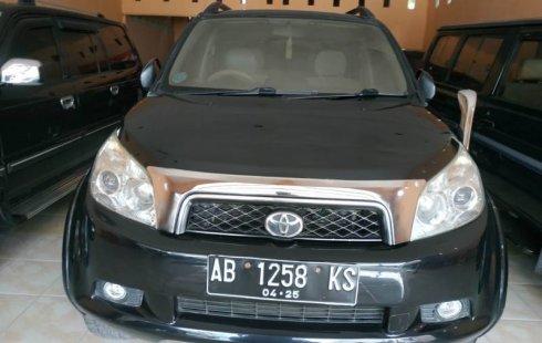 DIY Yogyakarta, Mobil bekas Toyota Rush S 2007 dijual