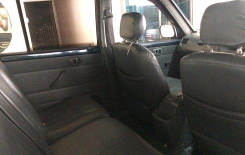 Jual mobil Toyota Kijang 1.8 LSX upgrade SGX 2002 Biru, DKI Jakarta