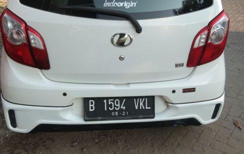 Jual mobil Daihatsu Ayla X Elegant 2016 bekas, Tangerang
