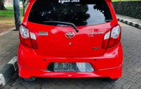 Dijual Mobil Toyota Agya G AT 2015 di Bekasi