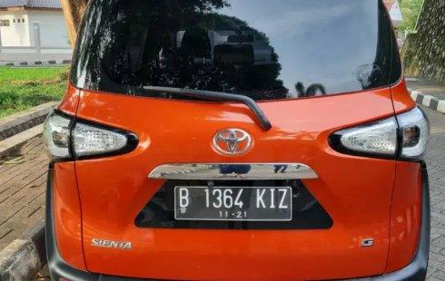 Jual Cepat Toyota Sienta G AT 2016 di Bekasi