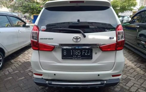 Jual Mobil Toyota Avanza G MT 2017 di Bekasi
