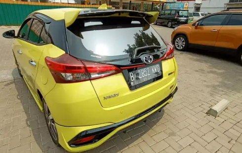 Dijual Cepat Toyota Yaris TRD Sportivo AT 2018 di Bekasi