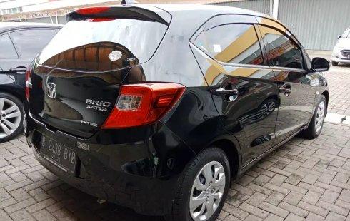 Jual Mobil Bekas Honda Brio Satya S MT 2018 di Bekasi