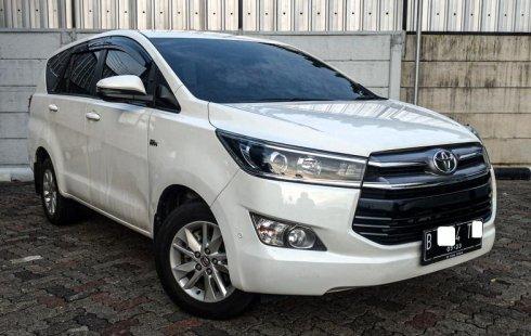 Jual mobil Toyota Kijang Innova 2.0 V 2018 terbaik, DKI Jakarta