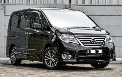 Jual Mobil Bekas Nissan Serena Highway Star 2017 di DKI Jakarta
