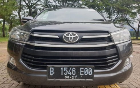 Jual mobil Toyota Kijang Innova 2.0 G 2016 bekas, Tangerang