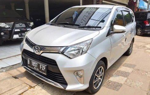 Dijual cepat Toyota Calya G AT 2017 terbaik, DKI Jakarta