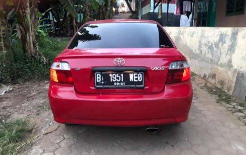 Jual Toyota Vios 1.5 NA 2004 harga murah di Lampung
